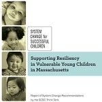 Western MA coalition releases recommendations for minimizing the impact of trauma on young children involved in DCF
