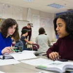 Amherst Regional High School prepares to expand interactive math curriculum that encourages flexibility, multiple solutions