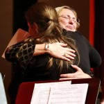 Notable swan song: Alumni return for retiring Frontier band director's final show