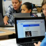 Area schools turn to Google's online software solutions