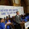 Gov. Charlie Baker proposes major change to charter school funding formula
