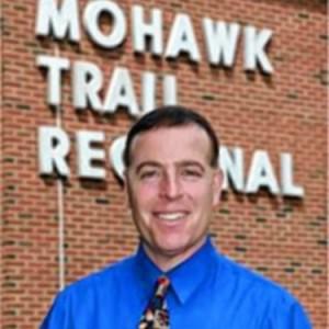 Mohawk Superintendent Mike Buoniconti