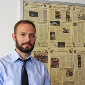 Matthew Despres, PVRS