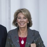 Trump Chooses Betsy DeVos For Education Secretary