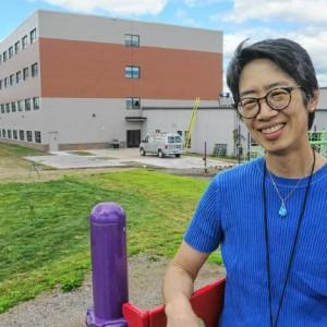 Kathleen Wang, principal at PVCICS