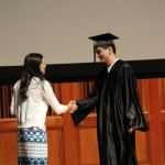 HEC Academy holds graduation ceremony, honors seven students