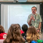 Norris School social studies teacher makes 9/11 part of his lessons