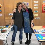 Fort River art teacher honored for feminist work in the classroom