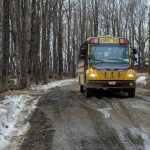 Driving Through Mud: How Rural Mass. Schools Are Coping With Rising Transportation Costs