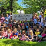 R.H. Conwell School gets its first official sign