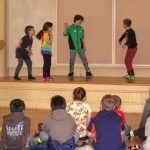 Warwick Community School Improv Club puts creativity to test with annual performance