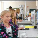 Bernardston Elementary students learn computer programming