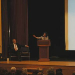 Kelley Brown, photo courtesy ESE