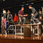 "Tackling Controversial Issues: Pioneer Valley Regional School Students perform ""Rent"" this weekend"