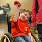 Eight athletes show their skills at Pioneer Special Olympics