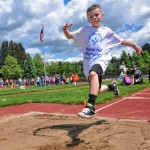 Special Olympics delivers cheers with challenges