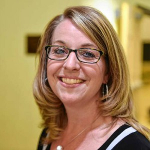 Greenfield High School Principal Karin Patenaude