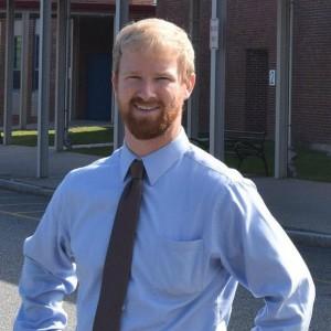 Granby Principal Stephen Sullivan
