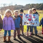 Conway children raise money for 'Monte'