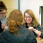 GHS starts its first ice cream social to celebrate its honor roll students