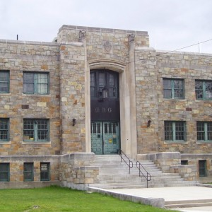 North Adams Armory Building