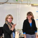Pioneer science teacher Penney Betsold earns Grinspoon award