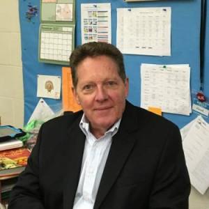 Retiring Superintendent Jurgensen