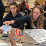 CROSS-CULTURAL BONDS  Inside a French foreign exchange program at Hampshire Regional High School