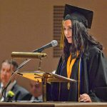 'You're braver than you believe'  Smith Voc sends 122 grads out into world