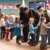 Area students salute veterans for their service