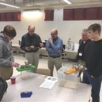 PVRS students showcase robotic fish feeders in first ever Pioneer Engineering Expo
