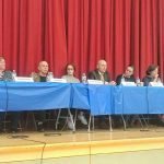 School panel takes aim at gun violence