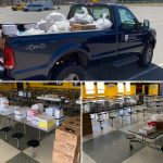 Local technical schools lead donations to area hospitals