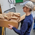 A different kind of meals on wheels: Franklin County Technical School delivers food to students