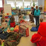 Conway Grammar School hosts guest readers for Dr. Seuss' birthday