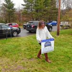 Turners Falls High School seniors surprised with parade