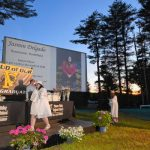 Pioneer graduates 40 in ceremony at Northfield Drive-In